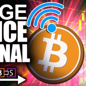 Bitcoin Signals Impressive Price Explosion!! (Crypto Support Holds Steady)