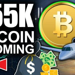 Bitcoin To Takeover Gold (BTC Straight to $55k)