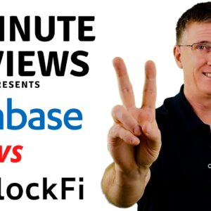 BlockFi VS Coinbase in 2 Minutes (2021 Updated)