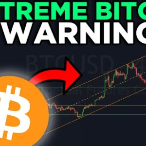 CAREFUL! DUMP WARNING for BITCOIN + PRICE TARGET!! [pay attention right now]