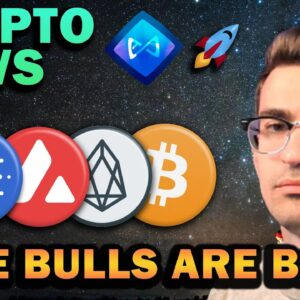 CRYPTO SURGE, GAMING ALTCOINS, NFTs EXPLODE