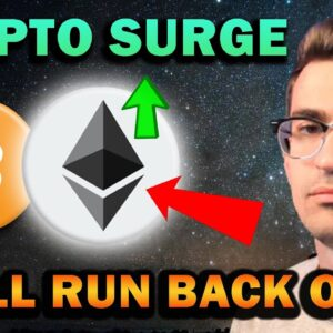 CRYPTO SURGES - Is the Bull Run Back? (Why I'm Skeptical)