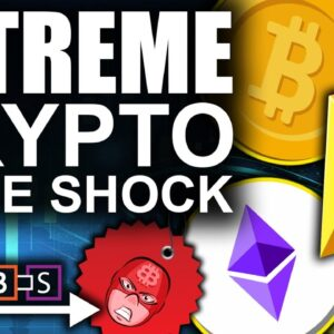 Ethereum Extreme Break Out SOON (Impending Crypto Price Shock)