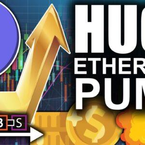 Huge Ethereum Pump Kills Resistance (Giant Break Out Firing Up) | BitBoy Crypto
