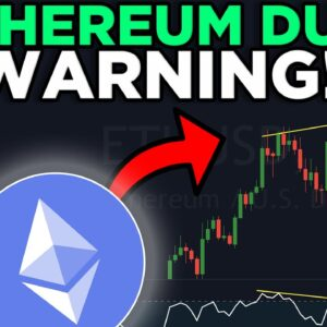 EXTREME BEARISH ETHEREUM CHART!!! [catch this next move with me]