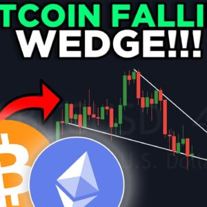 FALLING WEDGE BREAKOUT IMMINENT!!! [major long trade opportunity]