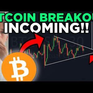 HUGE BITCOIN BREAKOUT SOON!! [bitcoin long opportunity]