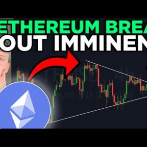 MAJOR ETHEREUM MOVE IMMINENT!!! [symmetrical triangle breakout imminent]