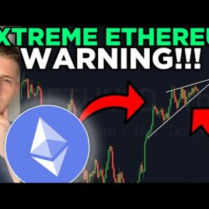 MAJOR WARNING FOR ALL THE ETHEREUM HOLDERS!! [rising wedge formation]