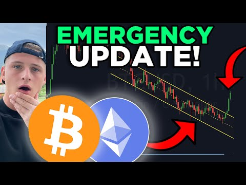 EMERGENCY: WATCH THIS BEFORE YOU TRADE BITCOIN & ETHEREUM!! [important information]