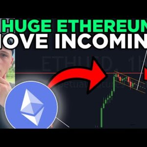 ALL ETHEREUM HOLDERS MUST SEE THIS NEXT MOVE!!! BULLFLAG ABOUT TO BREAK RIGHT NOW!!!