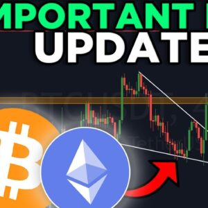 THIS NEXT BITCOIN & ETHEREUM MOVE WILL SHOCK EVERYONE IN CRYPTO!!!!