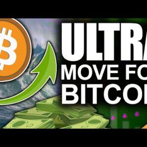 Ultra Moon Scenario for Bitcoin (TIDAL Wave of Money for Crypto)