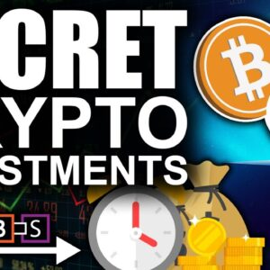 Super Large Banks Pump Bitcoin Price (Secret Crypto Investments Revealed)