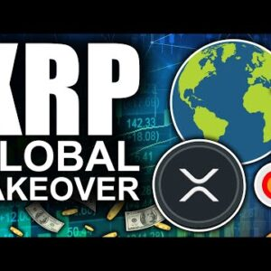 XRP Global Takeover Begins NOW (EWT Secret Alt Coin Partnership)