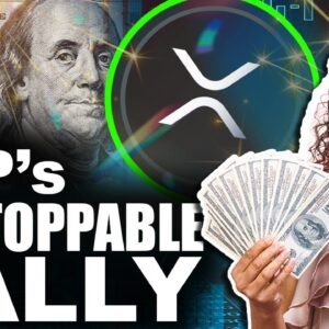 XRP Starts it's RALLY (UNSTOPPABLE Against Bitcoin)