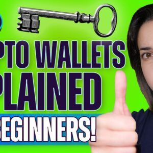 Crypto Wallets Explained (Beginners' Guide!) - How to Get Crypto Off Exchange Step-by-Step