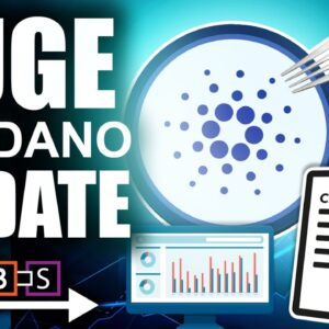 Greatest Cardano Upgrade Threatens To Destroy Competitors (Will 3rd Largest Crypto Fail?)