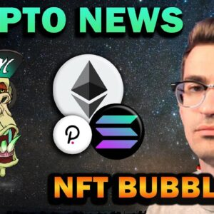 ALTCOINS AND NFTs SURGE! CRYPTO NEWS AND MARKET UPDATE