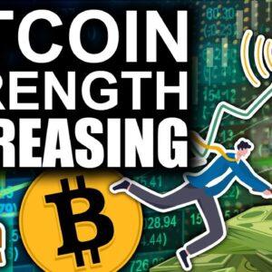 Bitcoin Strength Increasing (Ethereum, Solana & Top Altcoins Pumping)