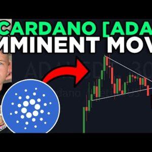 CARDANA [ADA] IMMINENT BREAKOUT!!!! [symmetrical triangle]