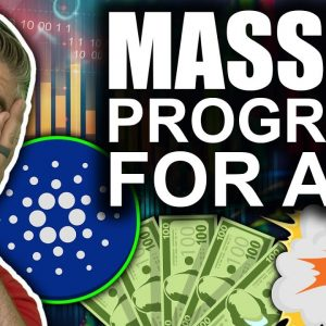 Cardano Grows by the Day (Altcoin Making BIG Progress