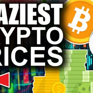 Craziest Bitcoin & Ethereum Pumps Ahead (Altcoins Elrond & Solana Soaring)