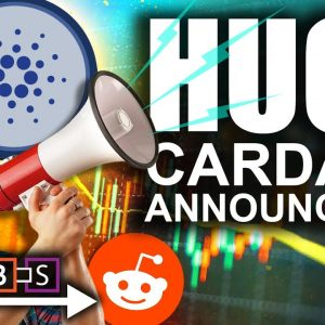 Greatest Cardano Announcement of 2021 (Breaking Down HUGE Partnership) | BitBoy Crypto