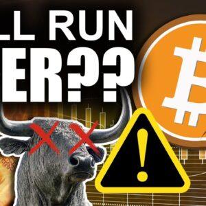 Deflation Is Coming. Will It KILL Bitcoin? (Bull Run Over?)