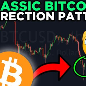 WATCH THIS BITCOIN MARKET STRUCTURE... CLASSIC CORRECTION STRUCTURE SUGGEST MORE UPSIDE MOMENTUM!