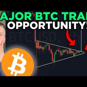 🚨MAJOR BITCOIN MOVE INCOMING!!!! DON'T MISS THIS OPPORTUNITY!