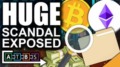 Giant Crypto Scam Exposed!!! (Huge Scandal Rocks #1 Marketplace)
