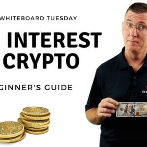 How to Earn Interest on Crypto - A Beginner's Guide (2021 Updated)