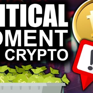 Is Bitcoin Losing The Battle? (CRITICAL Moment for Digital Gold Crypto)