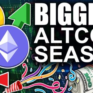 Bitcoin Preparing For All Time High (ETH SOL ADA EGLD MATIC, Who Will Win?)