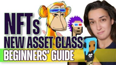 NFTs: New Asset Class (Non-Fungible Tokens) - Beginners' Guide