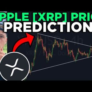 ALL XRP (Ripple) HOLDERS MUST SEE THIS!!! XRP Price prediction + XRP SYMMETRICAL TRIANGLE BREAKOUT