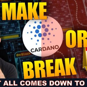 SMART CONTRACTS TO MAKE OR BREAK CARDANO? (DEV ANSWERS)