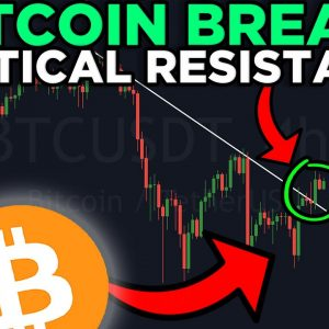 THE REASONS WHY BITCOIN WILL PUMP IN THE COMING MONTH!!