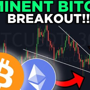 THIS PATTERN IS ABOUT TO BREAK!!! BITCOIN VOLATILITY INCOMING!!!