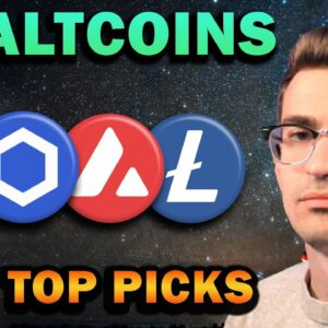 TOP 5X ALTCOIN PICKS FOR END OF YEAR