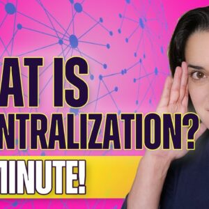 What is Decentralization? (Cryptocurrency BlockchainTechnology) #shorts