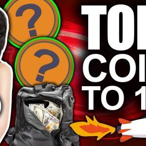 2 Super Coins to 10X (Mega Moon Potential)