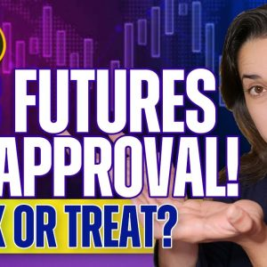 Bitcoin Futures ETF Approval! (Trick or Treat?) – Last Week Crypto