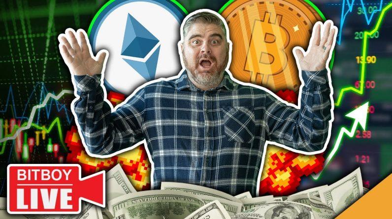 Bitcoin PROVES BEARS Wrong (EXPLOSIVE Crypto Altcoin Season Ahead)