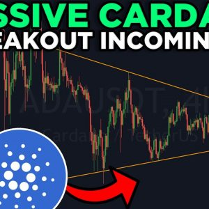 Cardano [ADA] BREAKOUT INCOMING!!!! $2.75 Cardano Will Happen Because OF THIS!!!