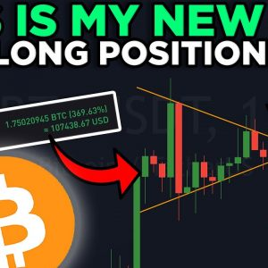 NEW TRADE OPPORTUNITY ON BITCOIN!!! NEXT MOVE REVEALED!!!