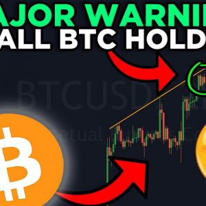 MAJOR WARNING FOR ALL BITCOIN HOLDERS!!!! INSANE DIVERGENCES TO PAY ATTENTION TO RIGHT NOW!!!