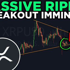RIPPLE [XRP] MASSIVE BREAKOUT CLOSE!!!! $1,30 XRP Will Happen Because OF THIS!!!