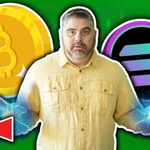 Solana SMASHING Crypto Markets (Bitcoin HODLers Making Money Today)